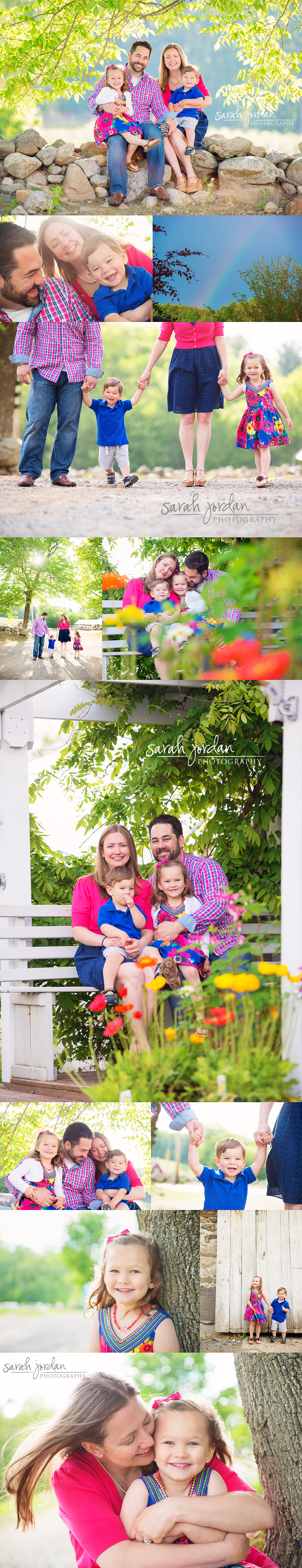 North Andover MA Family Photography