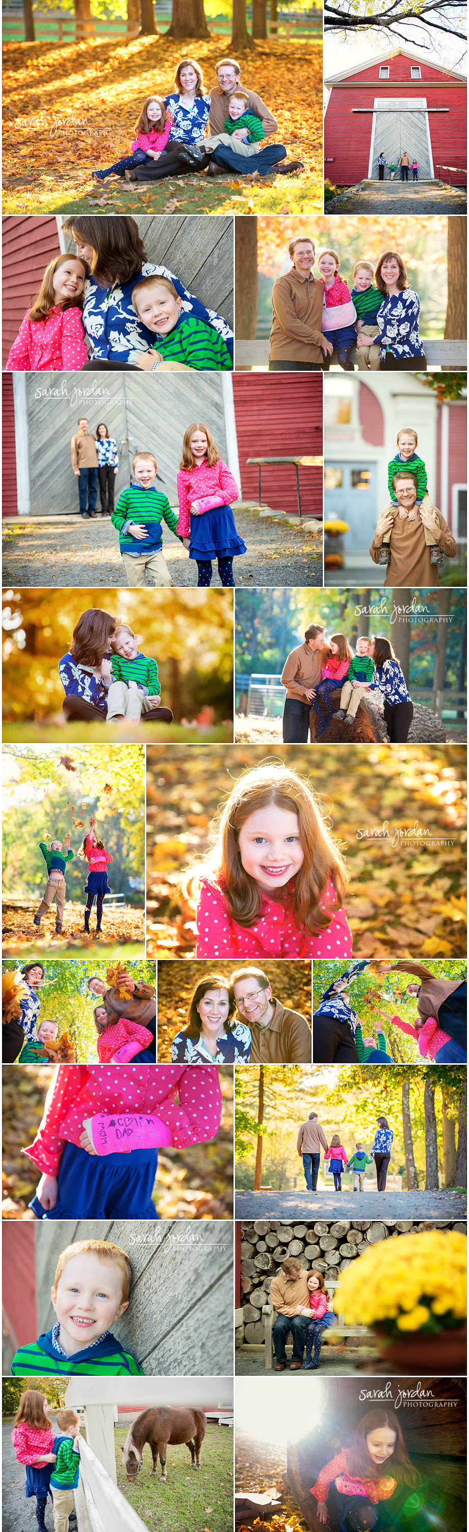 Danvers Family Photographer