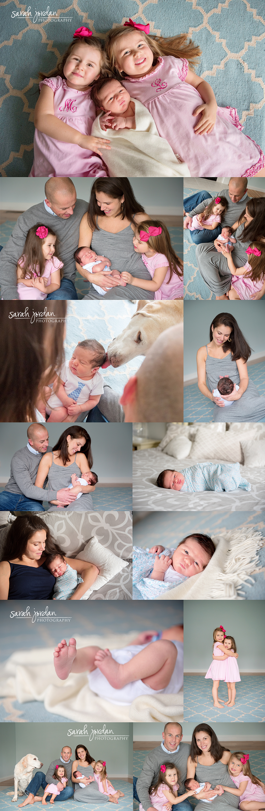 Andover Newborn Photography