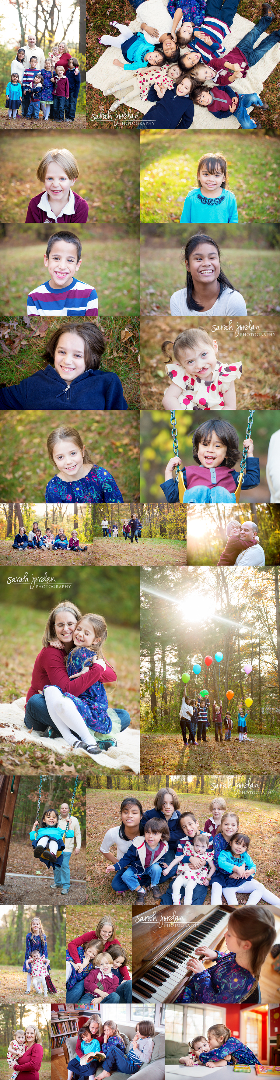 Billerica Family Photographer