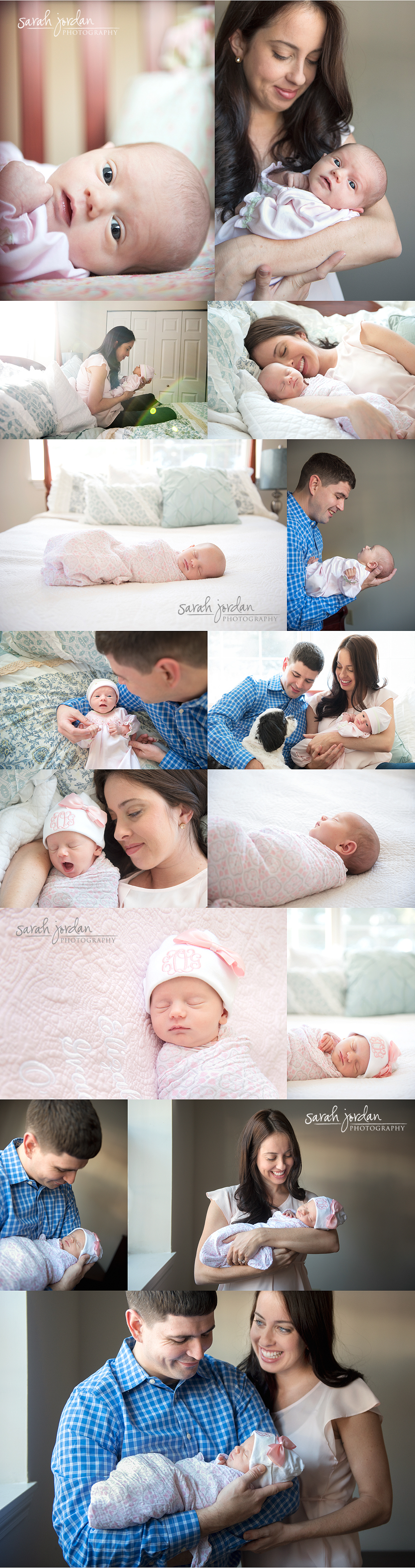 Waltham newborn photographer