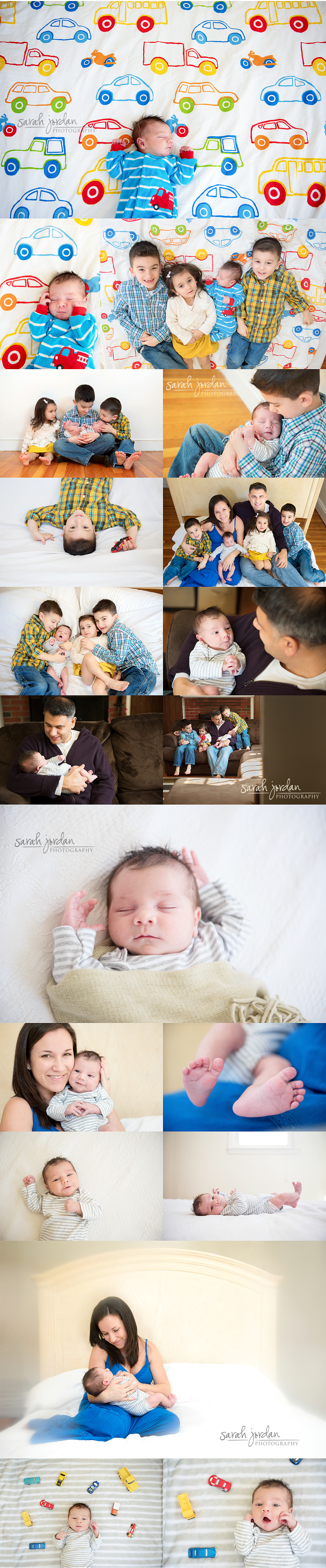 Merrimack Valley Newborn Photographer