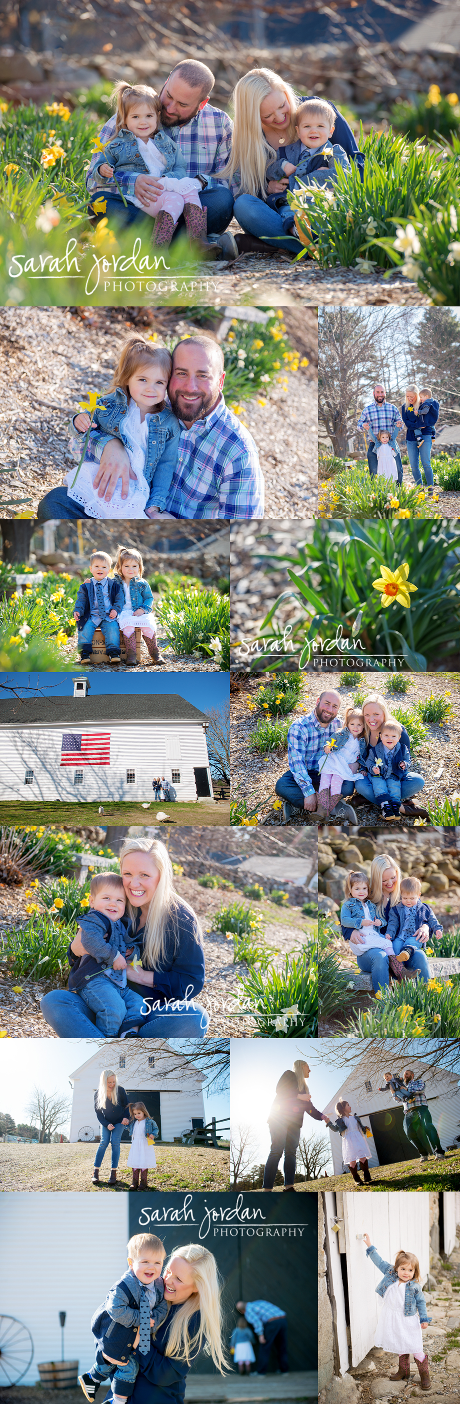 North Andover Family Photographer